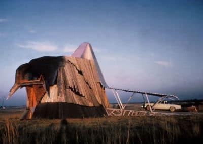 The prairie house - Herb Greene 1960 (1)