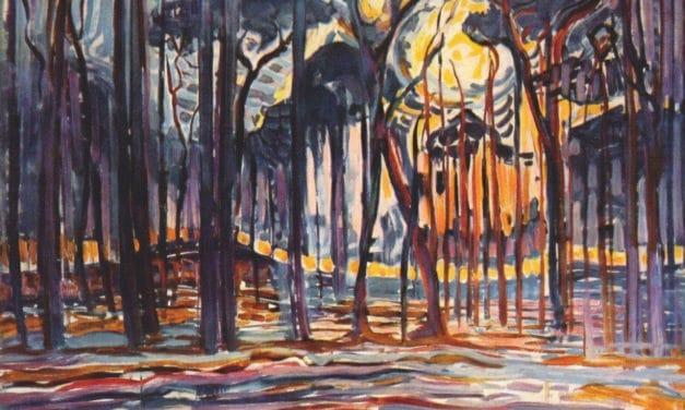La nuit à trois heures de l'après-midi – Tomas Tranströmer