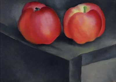 Apples - Georgia O'Keeffe (1920)