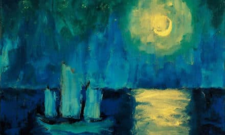 Le voilier – William Blake