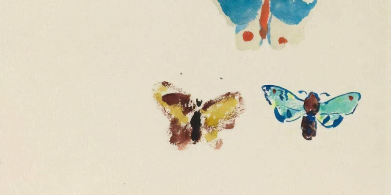 Vision mémorable – William Blake