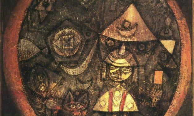 4ème vision mémorable – William Blake