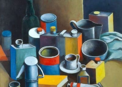 Nature morte - Renato Guttuso (1966)
