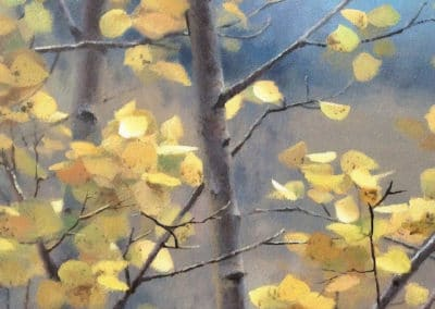 Tender aspen - Michael Godfrey (1988)
