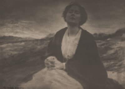 American mother - Gertrude Käsebier 1890 (2)