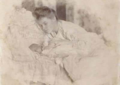 American mother - Gertrude Käsebier 1890 (60)