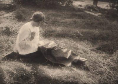 American mother - Gertrude Käsebier 1890 (62)
