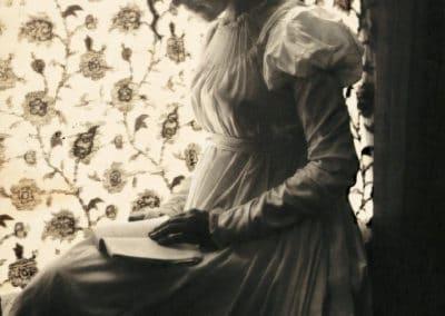 American mother - Gertrude Käsebier 1890 (63)