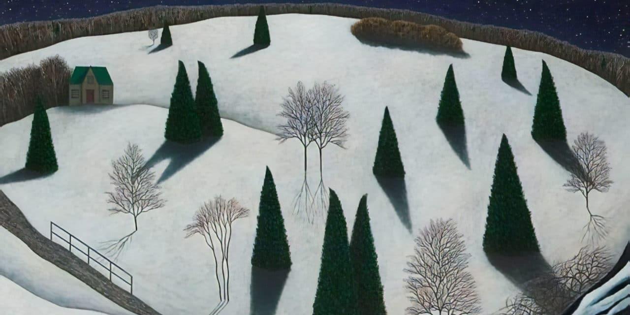 Fleurs d'hiver – Nérée Beauchemin