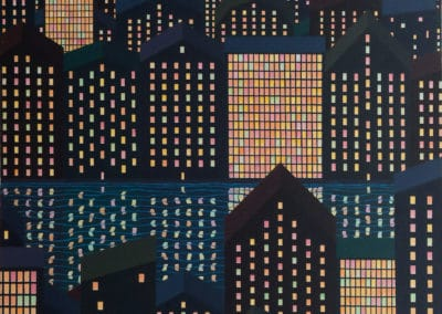 City lights - Kristian Krokfors (2008)