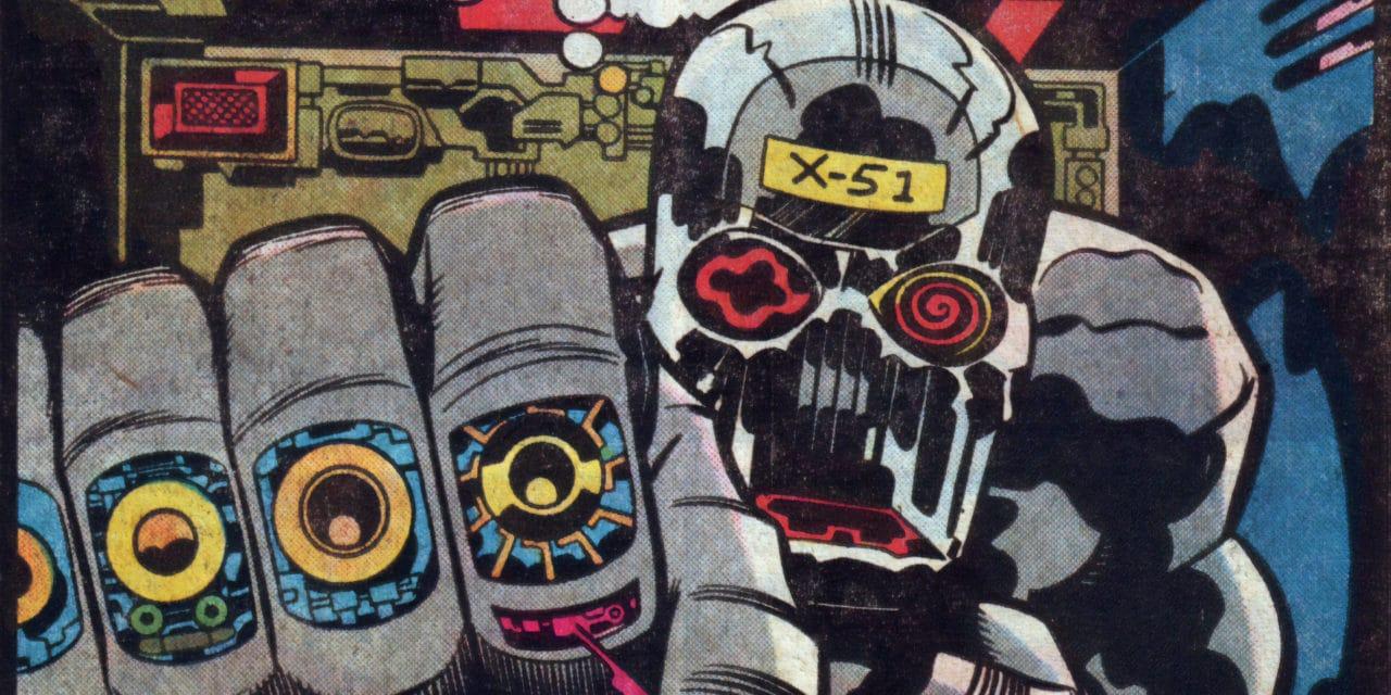 Comics – Jack Kirby