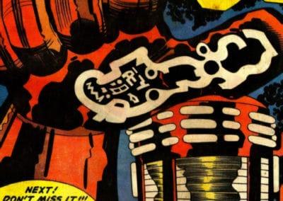 Comics - Jack Kirby 1960 (8)