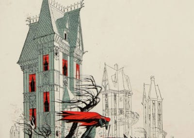 Fantasy - Joseph Mugnaini 1950 (20)