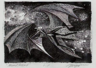 Fantasy - Joseph Mugnaini 1950 (25)