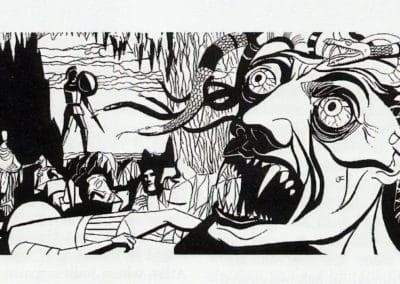 Fantasy - Joseph Mugnaini 1950 (26)