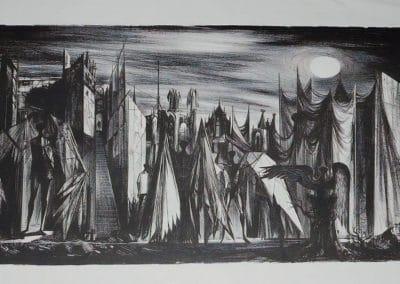 Fantasy - Joseph Mugnaini 1950 (28)