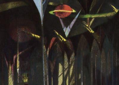 Fantasy - Joseph Mugnaini 1950 (31)