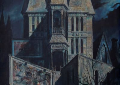Fantasy - Joseph Mugnaini 1950 (34)