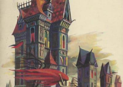 Fantasy - Joseph Mugnaini 1950 (35)
