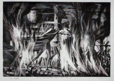 Fantasy - Joseph Mugnaini 1950 (37)