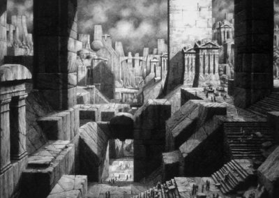Imaginary - Gérard Trignac 1990 (10)