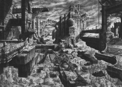 Imaginary - Gérard Trignac 1990 (8)