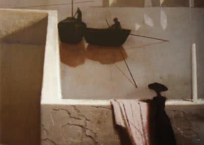 L'attente - Vasilije Jordan (1934)