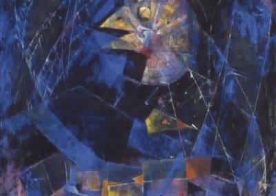 Le bijoutier du ciel - Max Ernst (1954)