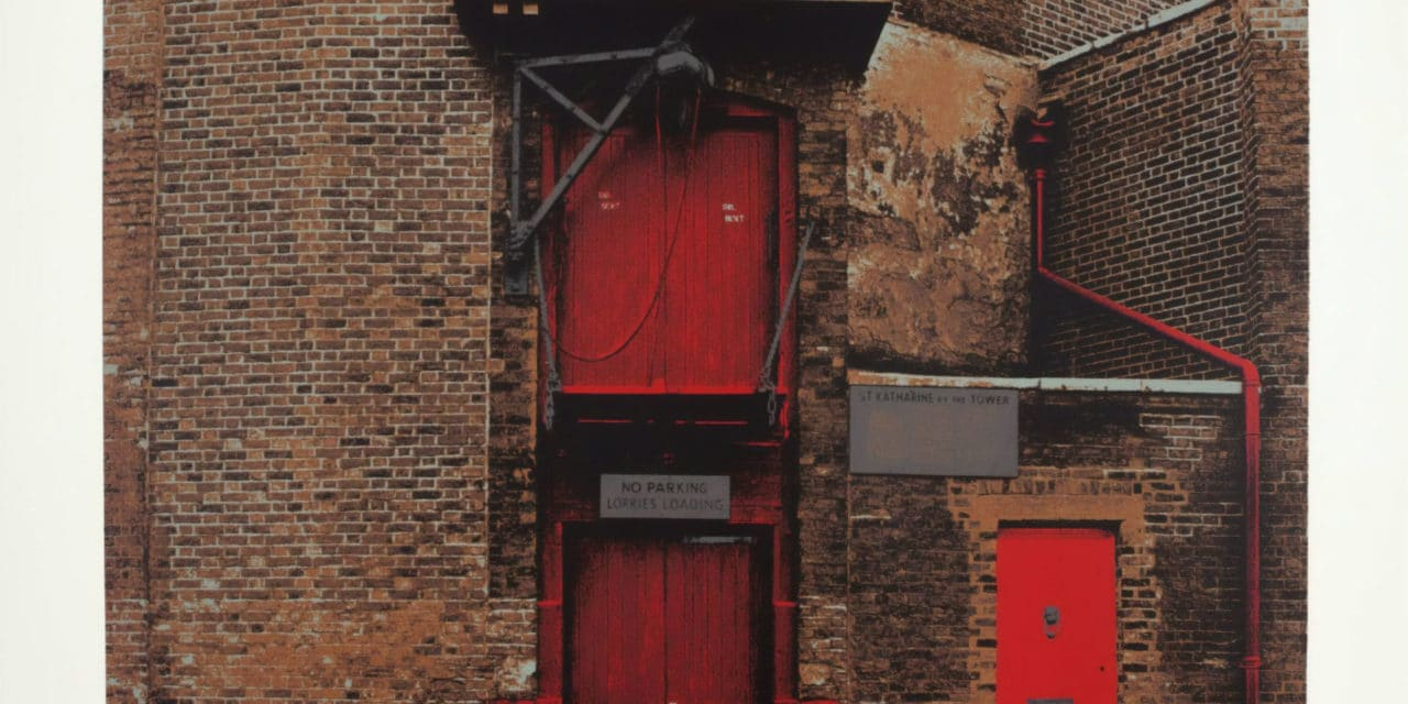 London docks – Gerd Winner