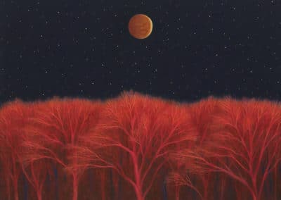 Lunar eclipse - Scott Kahn (1992)