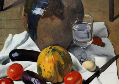 Nature morte au pot - Felix Vallotton (1915)