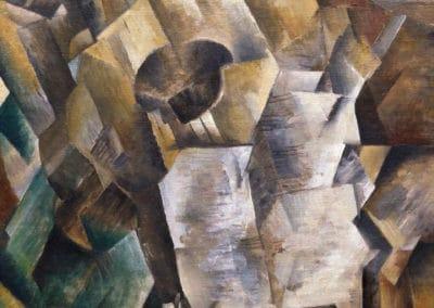 Piano et mandoline - Georges Braque (1931)