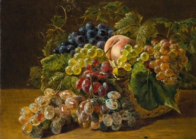 Raisins - Ferdinand Georg Waldmüller (1832)