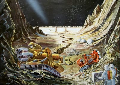 Science-fiction - Klaus Bürgle 1960 (4)