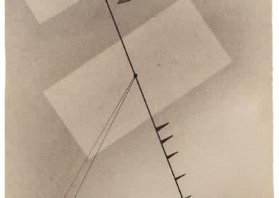 Taut Line - Wassily Kandinsky (1931)
