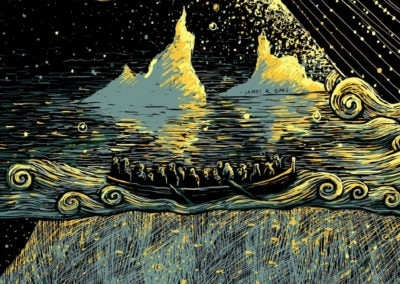 The night - James R Eads (2017)