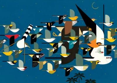 Birds - Charley Harper (1990)