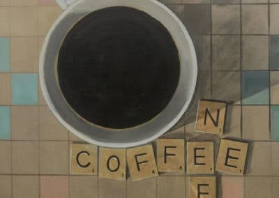 Black coffee - Kathleen Keifer (2005)