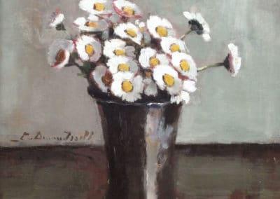 Bouquet de paquerettes - Lucie van Dam van Isselt (1901)