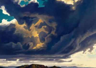 Eye of the storm - Ed Mell (1987)