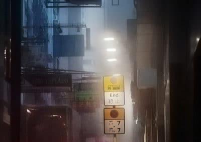 Hong Kong sous la pluie - Christophe Jacrot 2009 (15)