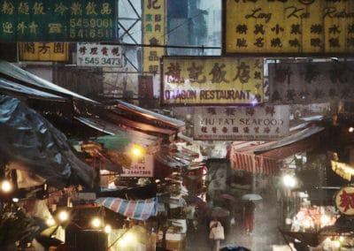 Hong Kong sous la pluie - Christophe Jacrot 2009 (16)
