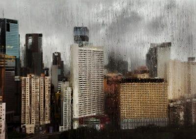 Hong Kong sous la pluie - Christophe Jacrot 2009 (17)