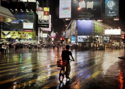 Hong Kong sous la pluie - Christophe Jacrot 2009 (2)