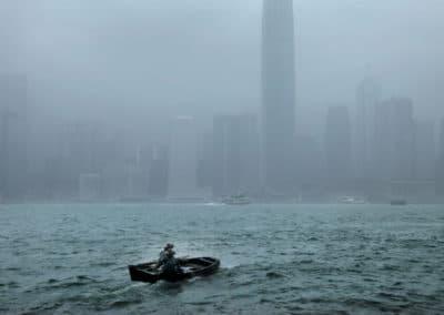 Hong Kong sous la pluie - Christophe Jacrot 2009 (3)