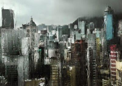 Hong Kong sous la pluie - Christophe Jacrot 2009 (7)