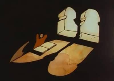 Le moine et le poisson - Michaël Dudok de Wit 1994 (18)