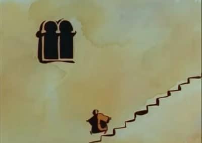 Le moine et le poisson - Michaël Dudok de Wit 1994 (7)