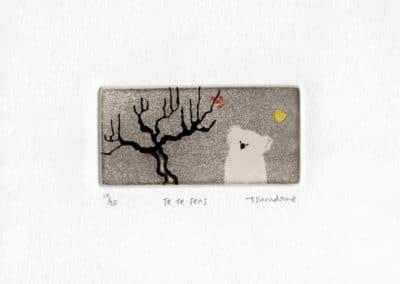 Le monde poétique - Naoko Tsurudome 2009 (10)