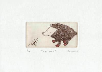 Le monde poétique - Naoko Tsurudome 2009 (30)
